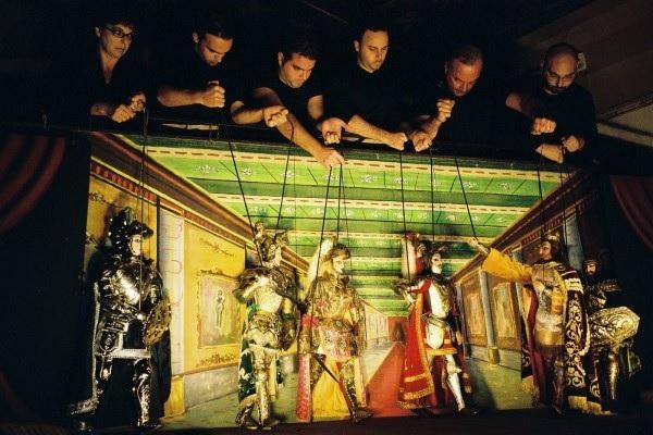 La Marionettistica dei Fratelli Napoli