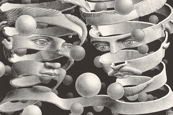 Maurits cornelis escher giornalista elisa guccione for Escher mostra catania