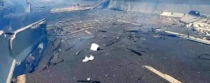 Inferno a Bologna