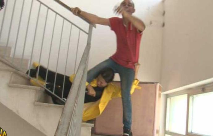 Palermo, Stefania Petyx di Striscia in ospedale: aggredita in struttura occupata