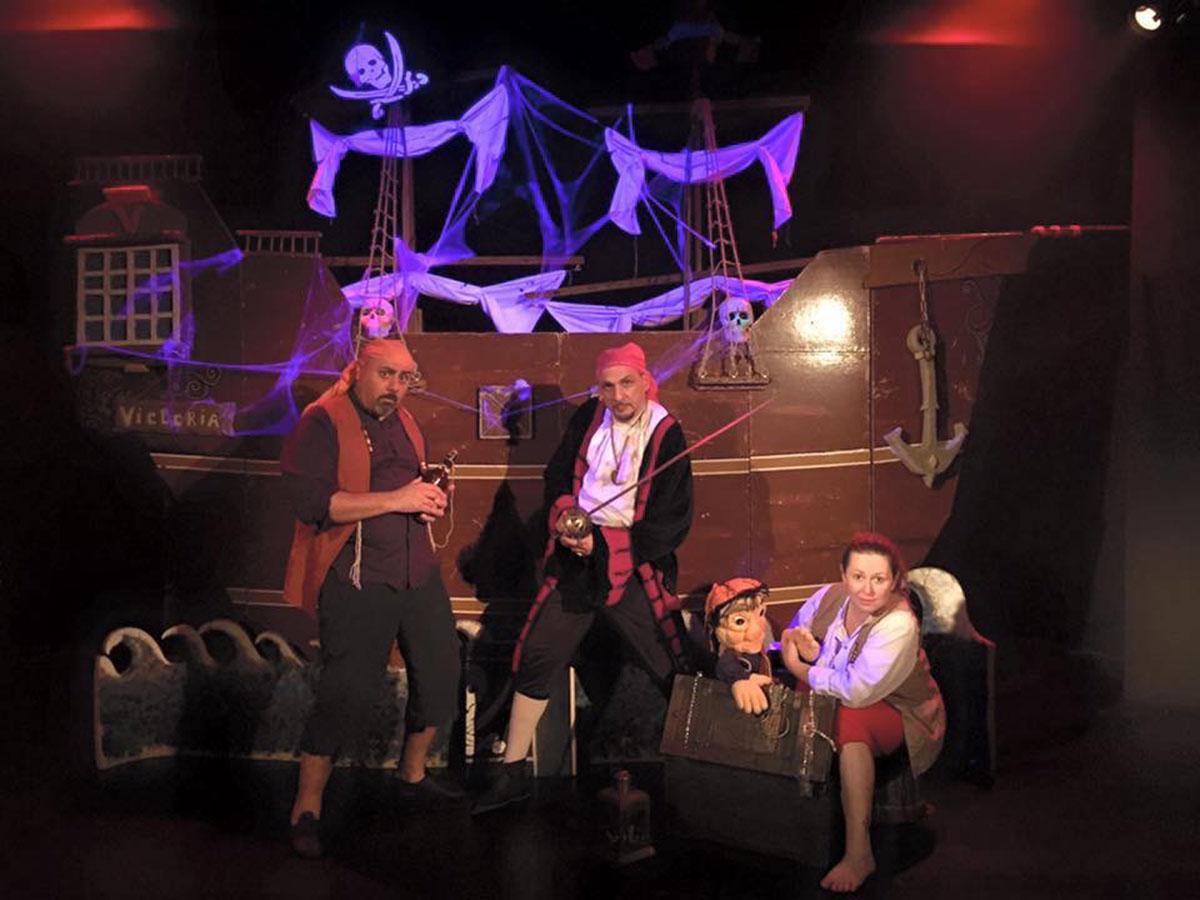 Il Galeone dei Pirati