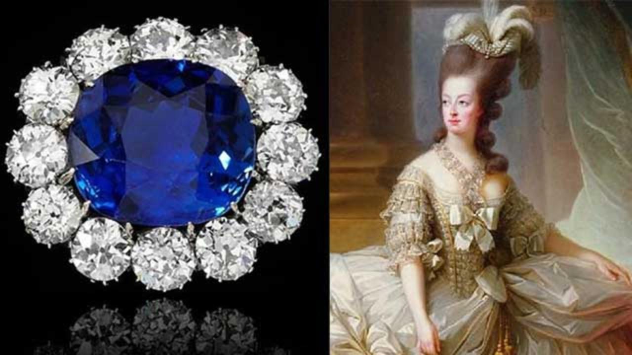 Tra lusso e intrighi di corte all'asta i gioielli della Regina Maria Antonietta