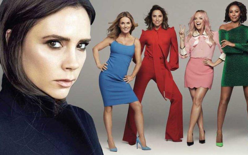Possibile un nuovo tour delle Spice Girls ma senza Victoria Beckam