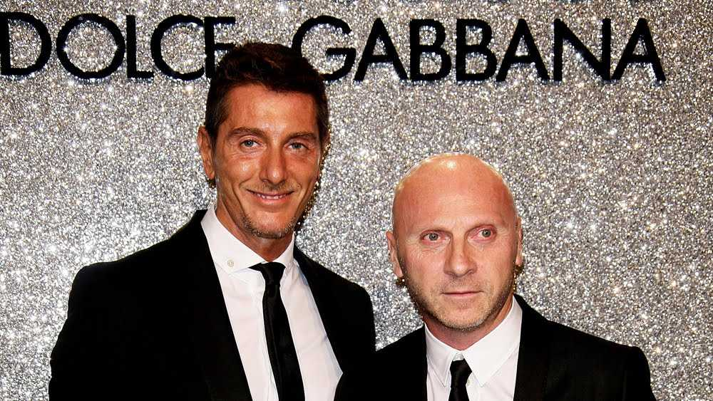 Show da sogno alla Valle dei Templi per Dolce e Gabbana