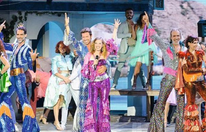 """Si balla con """"Mamma mia!"""": musical di Piparo approda in Sicilia"""