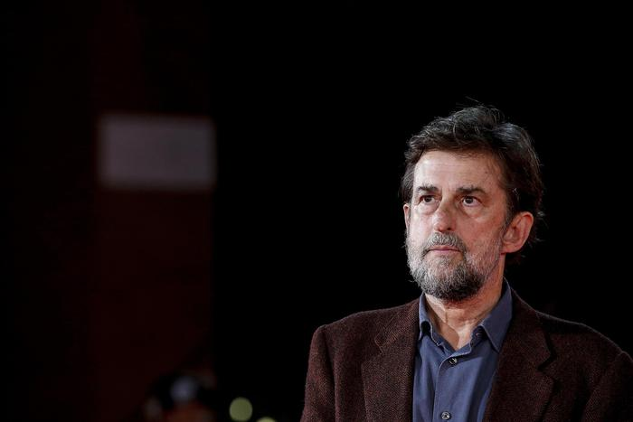 Italian director and actor Nanni Moretti arrives on the red carpet at the 12th Rome Film Festival, Rome, 30 October 2017. The film festival runs from 26 October to 05 November. ANSA/FABIO FRUSTACI
