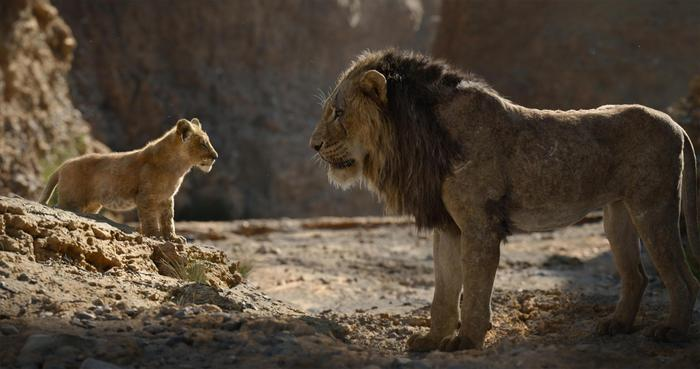 THE LION KING - Featuring the voices of JD McCrary and Chiwetel Ejiofor as Scar, Disneys The Lion King is directed by Jon Favreau. In theaters July 19, 2019. © 2019 Disney Enterprises, Inc. All Rights Reserved.