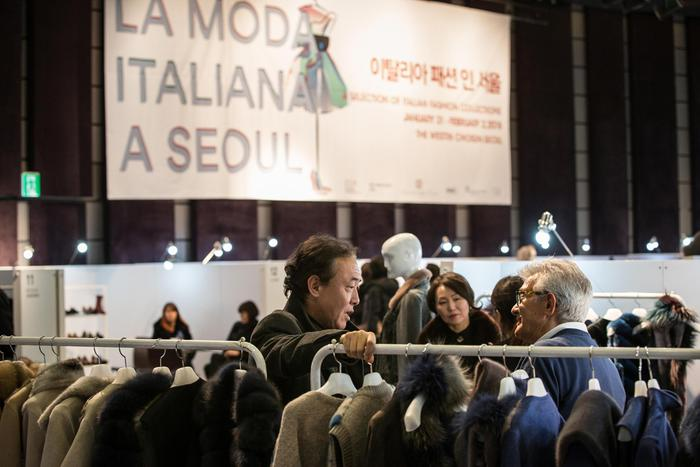 Moda Italiana a Seoul