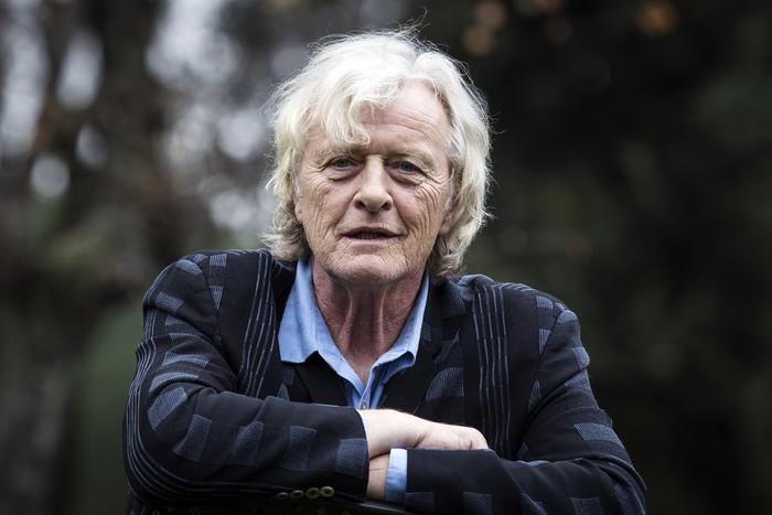 Actor Rutger Hauer, during photocall of the film 'S.O.D. Sights of Death' director of Alessandro Capone. Rome 23 january 2014  ANSA/ANGELO CARCONI