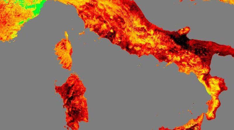 Meteo, la Terra scotta: anche in Sicilia rilevati 50 gradi in superficie