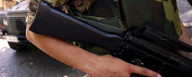 Cinque soldati italiani feriti in Iraq