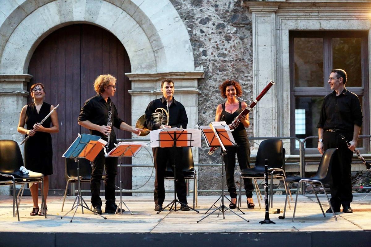 All'auditorium Angelo Musco di Gravina appuntamento con lo Zemlinsky Quintet