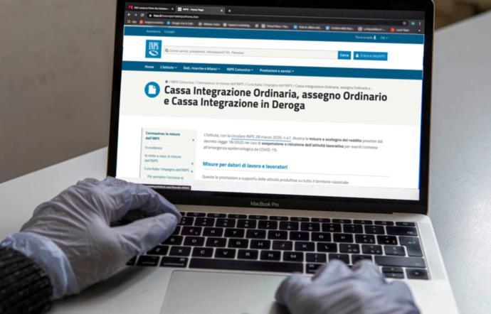 Regione, completata l'istruttoria per oltre 40 mila pratiche di cassa integrazione