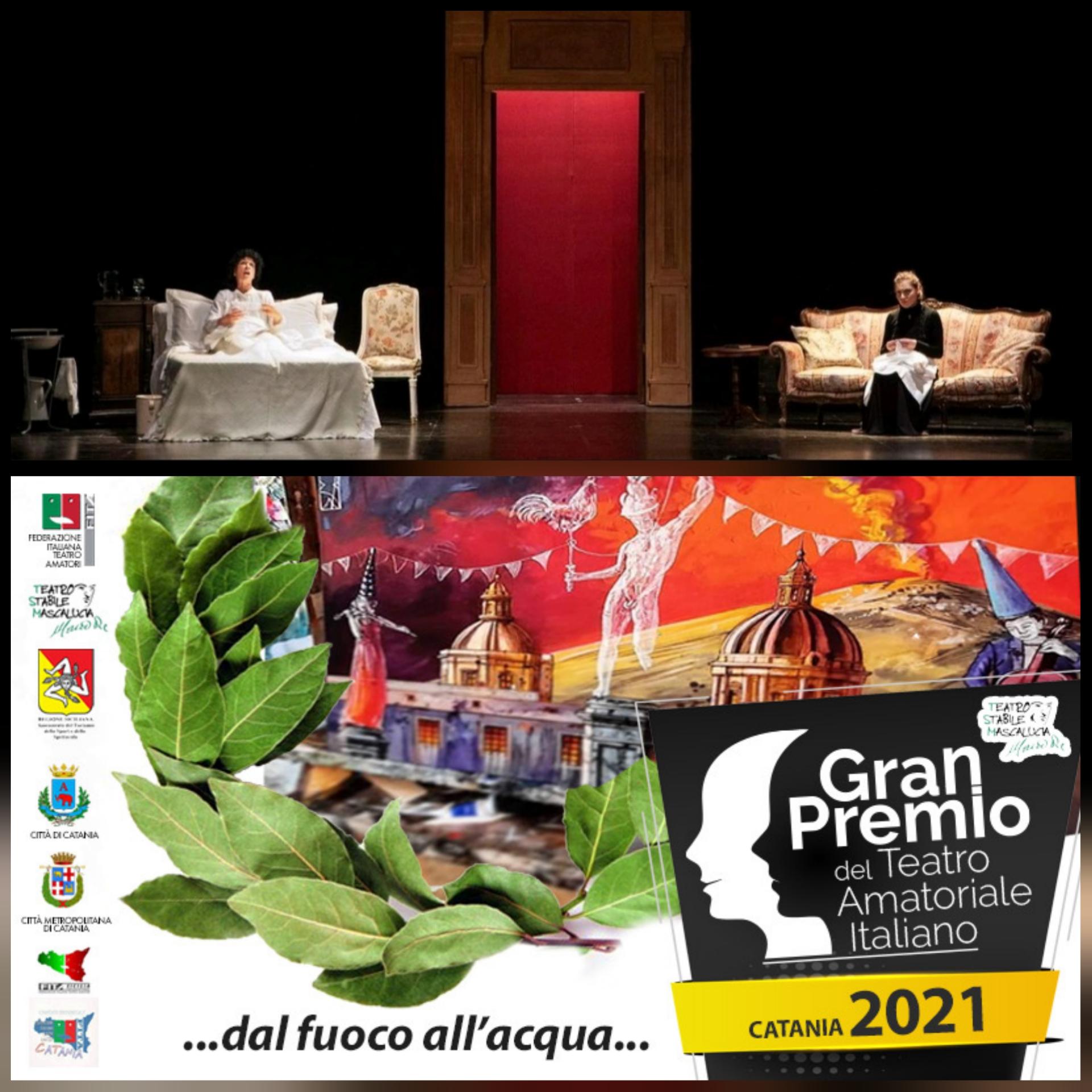 """La Compagnia Qui ed Ora A.P.S. di Bisceglie racconta la sua avventura al VI """"Gran Premio Nazionale Teatro Amatoriale"""""""