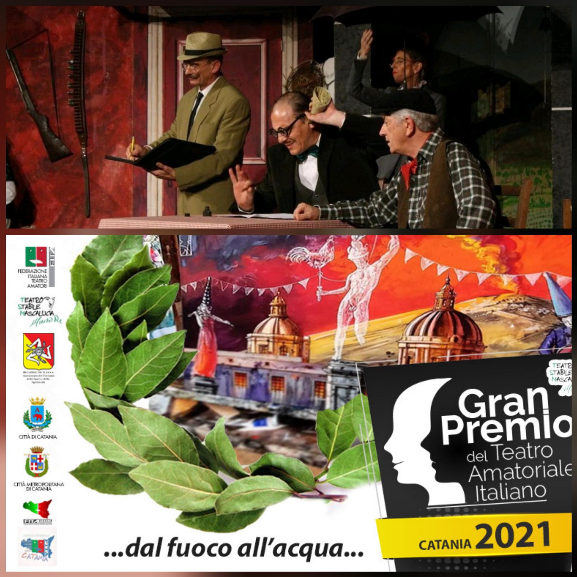 """La Compagnia """"La Marmotta"""" di Varese ci racconta il retroscena della commedia """"Gatta ci cova"""" in gara al VI Gran Premio Nazionale del Teatro Amatoriale"""""""